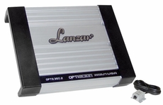 Lanzar (OPTS350.2) Opti Scion 1200 Watt 2 Channel SMD Competition Amplifier