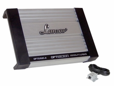 Lanzar (OPTS520.2) Opti Scion 1600 Watt 2 Channel Competition Amplifier