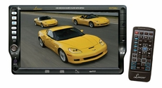 Lanzar (SD75MU) 7'' TFT Touch Screen DVD/VCD/CD/MP3/CD-R/USB/AM/FM/RDS Receiver