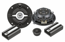 Lanzar (VC5K) Vector 5.25'' 2-Way Slim Component Speaker System