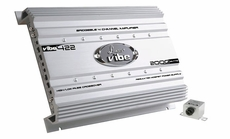 Lanzar (VIBE422) Vibe 2000 Watt 4 Channel Mosfet Amplifier