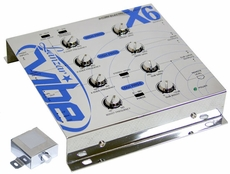 Lanzar (VIBEX6) Vibe 3 Way Electronic Crossover Network w/Remote Subwoofer Control