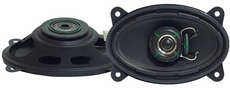 Lanzar (VX460S) VX 4'' x 6'' Two-Way Slim Mount Speakers