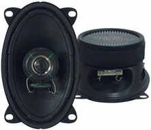 Lanzar (VX462) VX 4''x 6'' Two-Way Speakers