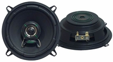 Lanzar (VX50S) VX 5.25'' Two-Way Slim Mount Speaker System