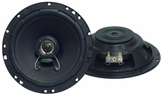 Lanzar (VX60S) VX 6.5'' Two-Way Slim Mount Speaker System