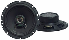 Lanzar (VX610) VX Super Slim 6.5'' Two-Way Speakers