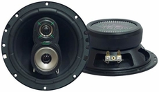 Lanzar (VX630) VX 6.5'' Three-Way Speakers