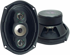 Lanzar (VX694) VX 6''x 9'' Four-Way Speakers