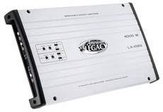 Legacy (LA1089) 4000 Watt 4 Channel Bridgeable MOSFET Amplifier