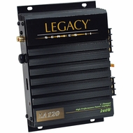 Legacy (LA120) 2 Channel 240 Watt Amplifier