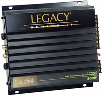 Legacy (LA160) 4 Channel 300 Watt Amplifier