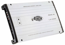 Legacy (LA2389) 4000 Watt 2 Channel Bridgeable MOSFET Amplifier