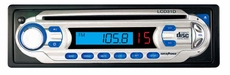 Legacy (LCD31D) AM/FM LCD Display Receiver Auto Loading CD Player W/Detachable Face
