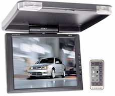 "Legacy (LMR1344) 13"" TFT LCD Roof Mount Monitor W/IR Transmitter & Swivel"
