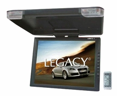 Legacy (LMR15.1) High Resolution TFT Roof Mount Monitor w/ IR Transmitter & Wireless Remote Control
