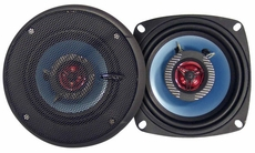 Legacy (LS452MK) 4'' 180 Watt Two-Way Speakers