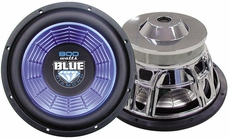 Legacy (LW12270) 12'' 1000 Watt Blue Diamond Subwoofer