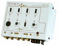 Legacy (LXR2A) 3-Way Stereo Electronic Crossover Network w/Bass Boost