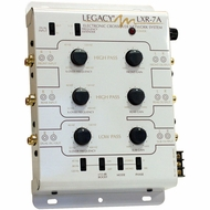Legacy (LXR7) 3-Way Stereo Electronic Crossover Network