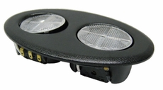 Litt Works (OHL200) Oval Dual Over Head Map Light