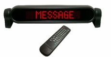 Litt Works (SLM100) LED Scrolling Message Center w/ Remote
