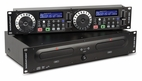 Marathon (CD-2510) Professional Dual CD Player with Anti-Shock and Seamless Loop