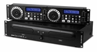 Marathon (CD-2610) Professional Dual CD MP3 Player with ID3 Text Display and Digital Scratch Effects
