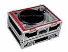 Marathon (MA-1200V2) Heavy Duty Turntable Case with Full Removable Cover