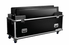 Marathon (MA-2PLASMA63W) Universal Case with Casters for Two Plasma 63 inch Monitors