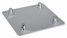 Marathon (MA-BP1212) 1 ft. x 1 ft. Aluminum Base Plate for Square Truss