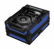 Marathon (MA-CDJ900BLKBLUE) Blue-Black Series Case for Pioneer CDJ-900 and Other Large format CD/ Digital Turntables