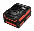 Marathon (MA-CDJ900BLKRED) Red-Black Series Case for Pioneer CDJ-900 and Other Large format CD/ Digital Turntables