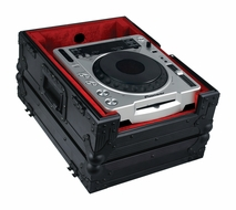 "Marathon (MA-CDJV2BLK) ""Limited Edition"" Case for Pioneer CDJ1000 / CDJ800 Denon DN-S5000 and Other Large format CD/ Digital Turntables"