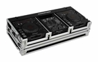 Marathon (MA-DJCD10W) Coffin Holds 2 x Large Format CD Players