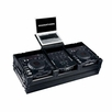 Marathon (MA-DJCD10WLTBLK) Black Series Coffin Holds 2 x Large Format CD Players