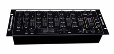 Marathon (MA-DJM200) Professional 5-Channel Mobile DJ, Club Mixer