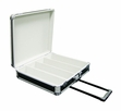 Marathon (MA-ECD-4HWBK) Elight Series Roadcase For Cds With Handles & Wheels
