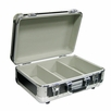 Marathon (MA-ECD3BK) CD Case 3 Row Holds up to 65 Jewel Cases and up to 200 Plastic Sleeves