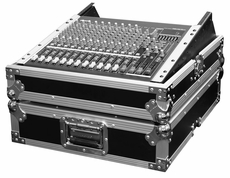 Marathon (MA-M19R) Live Sound Mixing Console Case, 12 Spaces w/ Rack Mount