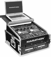 Marathon (MA-M3ULT) Combo Case with Laptop Shelf