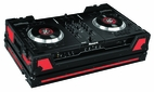 Marathon (MA-NS7WBLKRED) Red-Black Series to Hold 1 x Numark NS7 Serato Itch Controller