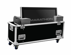 Marathon (MA-PLASMA63W) Universal Case for Plasma Monitors Up To 63 Inch