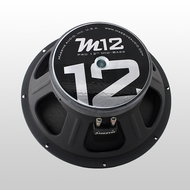"Massive Audio (M12) 12"" Midrange, 180w RMS, 400w Max, 8ohm v.c. 96 dB Sensitivity"