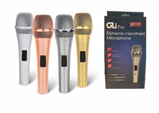 GLI Pro (MC-25) Heavy Duty Dynamic Handheld Microphone