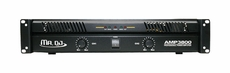 Mr. Dj (AMP-3800) 3800W Max, 2-Channel Dynamic Series Power Amplifier