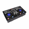 Mr. Dj (CDMIX500) Professional Dual CD and MP3 via USB/ SD Mixing Console