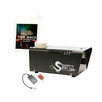 Mr. Dj (DRAGON-900) Fog Machine 900w Heater 19000 CFM Wired Remote Controller