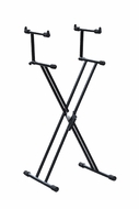 Mr. Dj (KS-500) Classic Top Keyboard Stand, 2nd Tier Leve