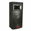 "Mr. Dj (PATPSD-5000) Patron Double 15"" Speaker Box 500 Watts"